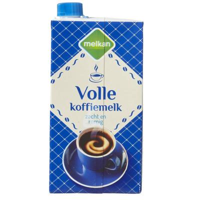 Melkan Volle Koffiemelk