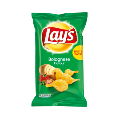 Lay's Aardappelchips Bolognese Flavour
