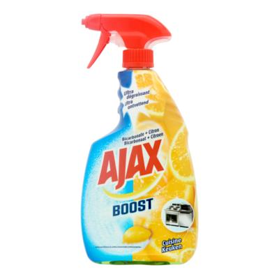 Ajax Boost Baking Soda + Citroen Keuken Spray