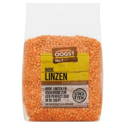 Oogst No. 1 Rode Linzen 500 g