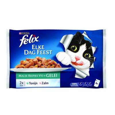 Felix Kattenvoer Elke Dag Feest Visselectie