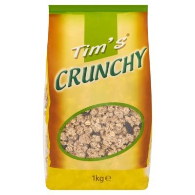 Tim's crunchy krokante muesli 1 kilo