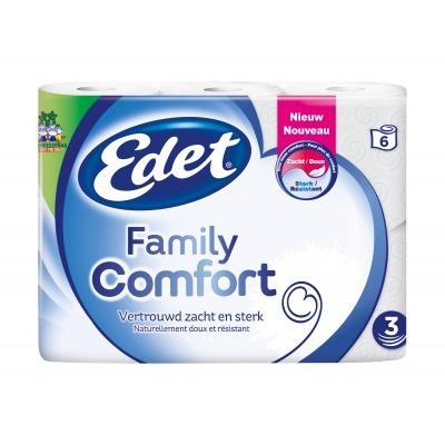 Edet Toiletpapier family