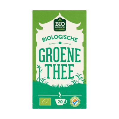 Huismerk Biologische Groene Thee 20 Theezakjes