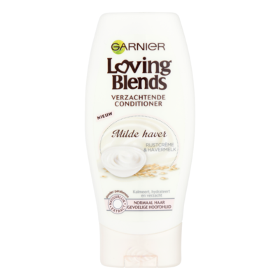 Garnier Loving Blends Verzachtende Conditioner Milde Haver