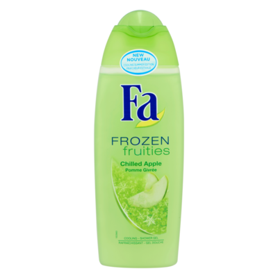 Fa Frozen Fruities Chilled Apple Cooling - Shower Gel