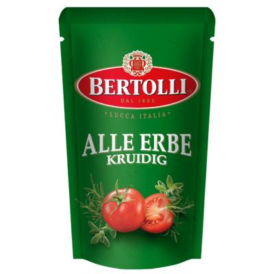Bertolli Pastasaus in zak kruidig