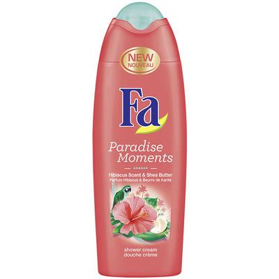 Fa Paradise moments hibiscus shea butter