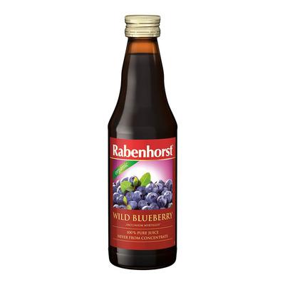 Rabenhorst Wald Heidelbeere bio