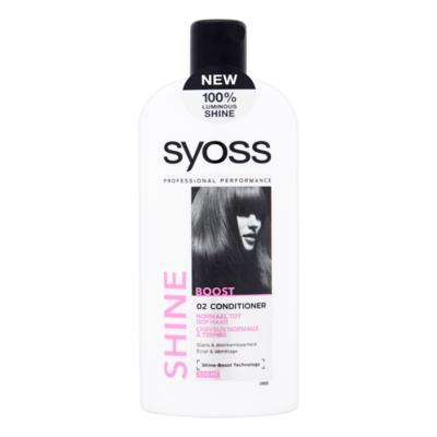 Syoss Shine Boost Conditioner