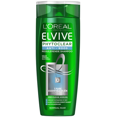 Elvive Phytoclear anti-roos regulerende shampoo