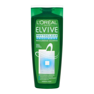 Elvive Phytoclear Anti - Roos Regulerende Shampoo