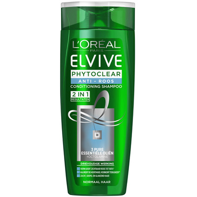 Elvive Phytoclear anti-roos cond shampoo 2in1