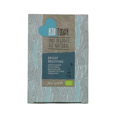 Bio Today Bright breathing tea