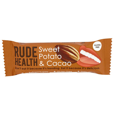 Rude Health Sweet potato & cacao gluten free