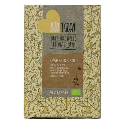 Bio Today Sparkling soul tea