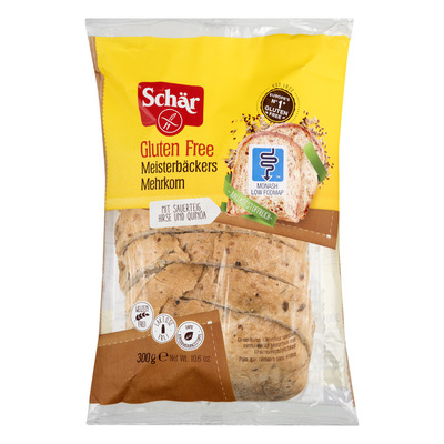 Schär Meesterbakker mehrkorn glutenvrij