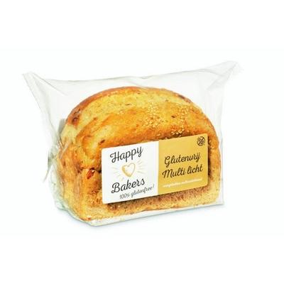 Glutenvrij brood meergranen