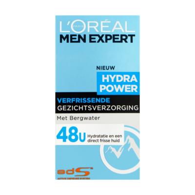 L'Oréal Men Expert Hydra Power Verfrissende Gezichtsverzorging 48u