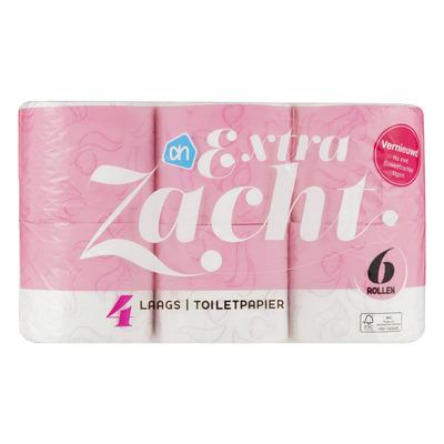Huismerk Extra zacht toiletpapier 4-laags
