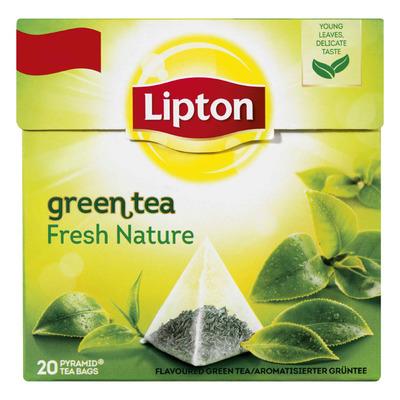 Lipton Green tea fresh nature