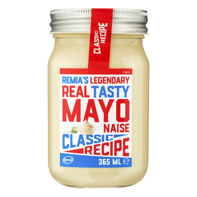 Remia Mayonaise classic recipe