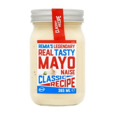 Remia's Legendary Real Tasty Mayonaise Classic Recipe