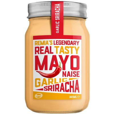 Remia Mayonaise garlic-sriracha