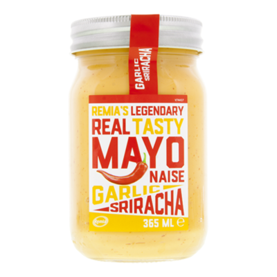 Remia Remia Mayonaise Garlic Sriracha