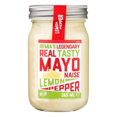 Remia Mayonaise lemon-pepper