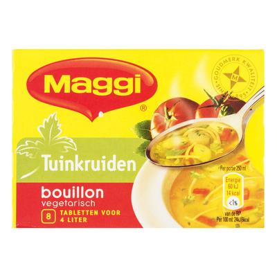 Maggi Tuinkruiden bouillon