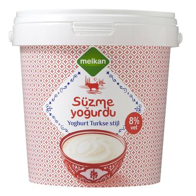 Melkan Yoghurt Turkse Stijl