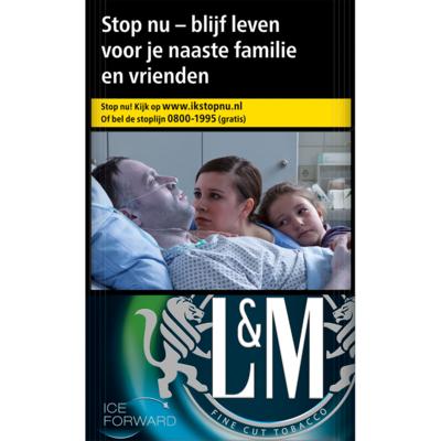 L&M Ice forward