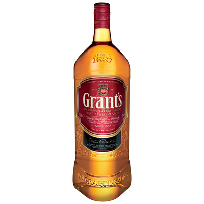 Grant's Finest Scotch whisky