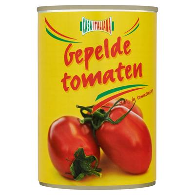 Casa Italiana Gepelde Tomaten 400 g