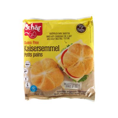 Schär Kaïserbroodjes glutenvrij