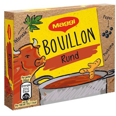 Maggi Bouillon rund