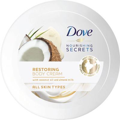 Dove Body butter kokosolie & amandelmelk