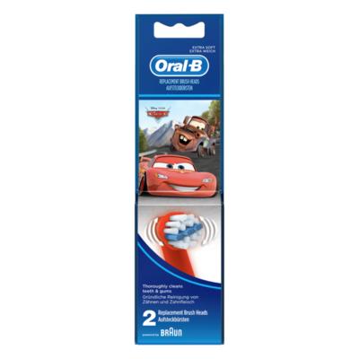 Oral-B Stages Opzetborstels Met Disneyfiguren X