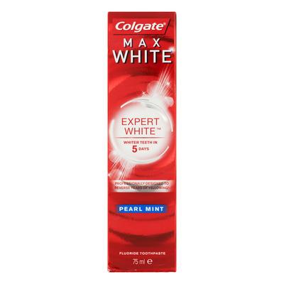 Colgate Max white expert white tandpasta