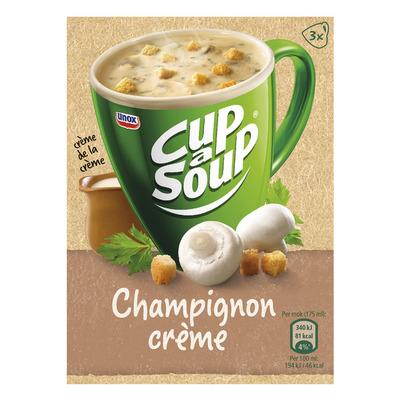Unox Cup-a-soup champignon crème