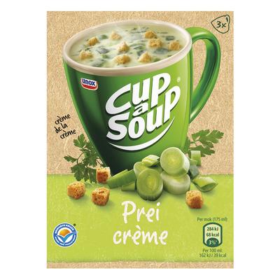 Unox Cup-a-soup prei crème