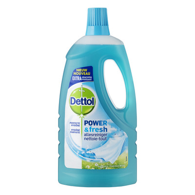 Dettol Power & fresh allesreiniger katoenfris