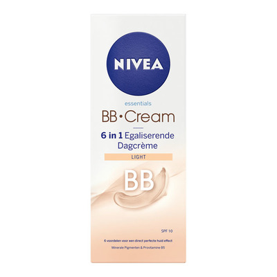 Nivea BBcream light