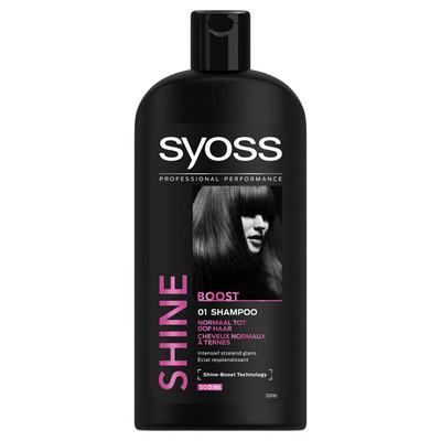 Syoss Shampoo shine boost
