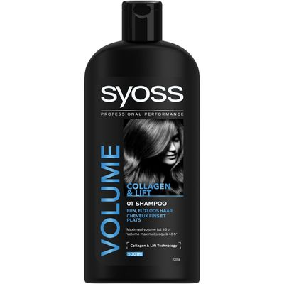 Syoss Shampoo Volume Lift