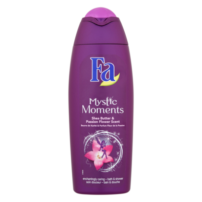 Fa Bad & Shower Gel Mystic Moments Sheabutter & Passionflower