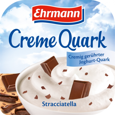 Ehrmann Creme quark assorti