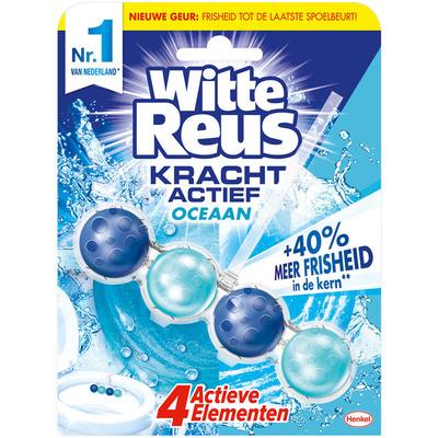 Witte Reus Kracht actief boost oceaan