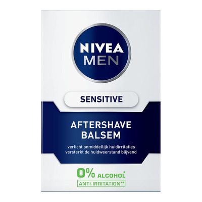 Nivea Men sensitive aftershave balsem